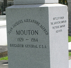 Jean Jacques Alexandre Alfred Mouton