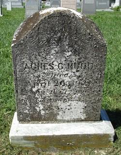 Agnes C Mudd