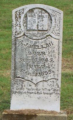 Andrew Jackson Jack Bellah