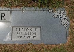 Gladys E. Letcher