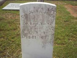 Col John A. Jones