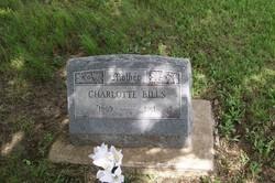 Charlotte <i>Wilkie</i> Bills