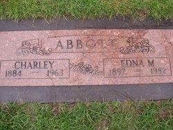 Edna May <i>Bailey</i> Abbott