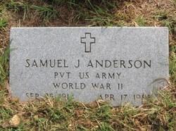 Samuel Jackson Anderson