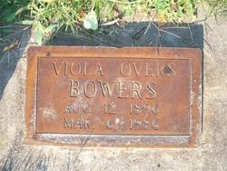 Viola Mae <i>Over</i> Howland-Bowers