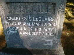 Charles Francis LeClaire