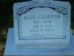Allen Jackson Jack Hairston