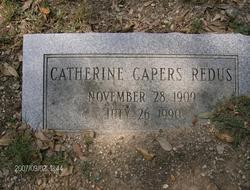 Catherine <i>Capers</i> Redus