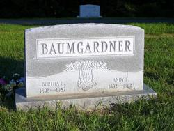 Bertha E. <i>Kirby</i> Baumgardner