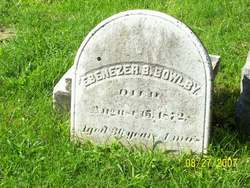 Ebenezer Bowlby