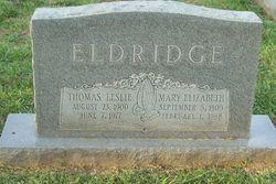 Thomas Leslie Eldridge