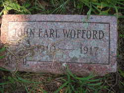 John Earl Wofford