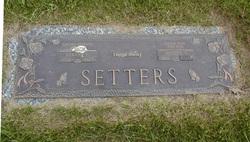 Blanche Hester <i>Lewis</i> Setters