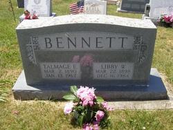 Libby W Bennett