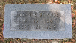Susan Elizabeth Susie <i>Sutton</i> Bayliss