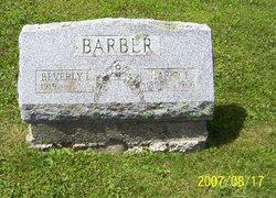 Harry Emile Barber