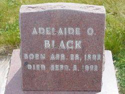Adelaide Oliver Black