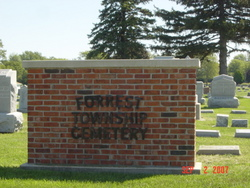 Forrest Township Cemetery