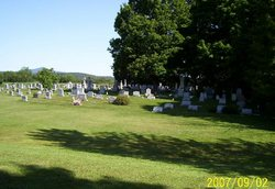 East Berkshire Congregational Cemetery