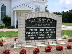 Blackwater Baptist Church Cemetery