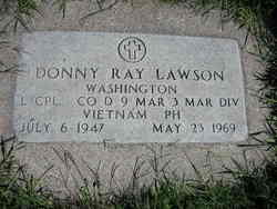 Donny Ray Lawson