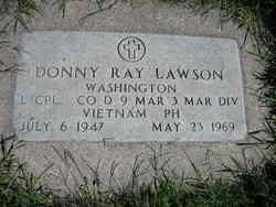 Donny Ray Lawson