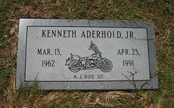 Kenneth Aderhold, Jr