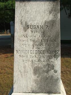 Nahum George Adams, Jr
