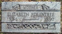 Tabitha Elizabeth <i>Roberts</i> Rouintree
