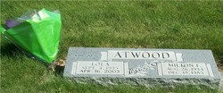 Lola <i>Clark</i> Atwood, Winegar
