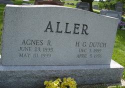 Agnes Rae <i>McCartney</i> Aller