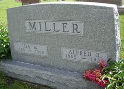 Alfred B Miller