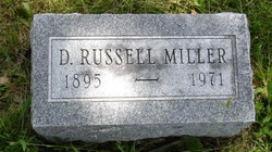 D Russell Miller