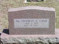 Dr Francis C Lane