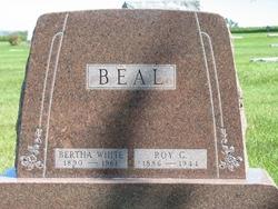 Bertha <i>White</i> Beal