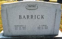 A. Lamar Barrick