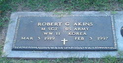 Robert G Akins