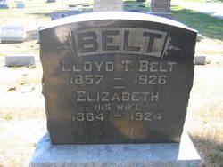 Elizabeth <i>Rowden</i> Belt