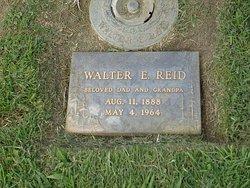 Walter E. Reid