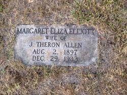 Margaret Eliza <i>Elliott</i> Allen