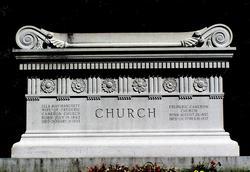 Ella May <i>Hanchett</i> Church