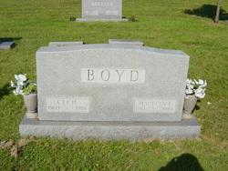 Cecil Boyd