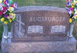 Hilda Marie <i>Alwes</i> Augspurger