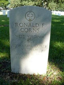 Sgt Ronald Freeman Corns