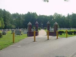 Belmont Abbey Cemetery