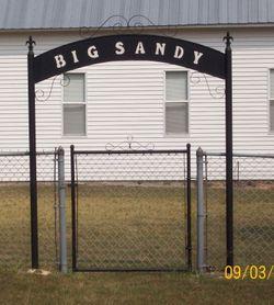 Big Sandy Church Cemetery