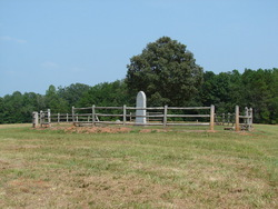 Old Reed Creek Church Cemetery