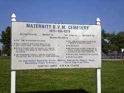 Maternity Blessed Virgin Mary Cemetery