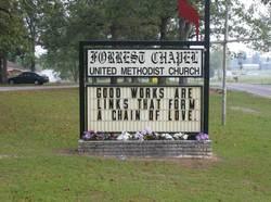 Forrest Chapel United Methodist Church Cemetery