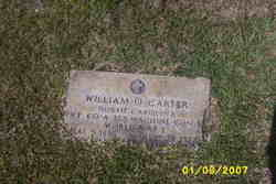 William Oliver Carter, Sr